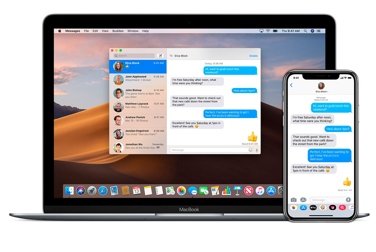 Alertar de spam a través de iMessage