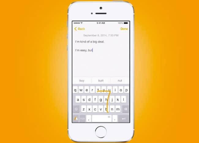 teclado-swype-iphone-ipad