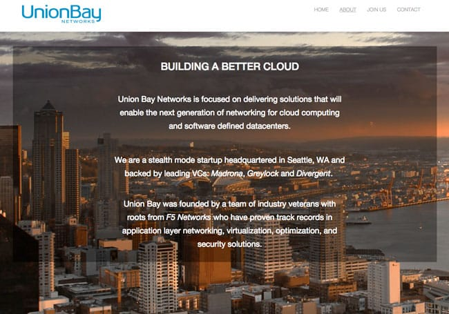 unionbay-networks