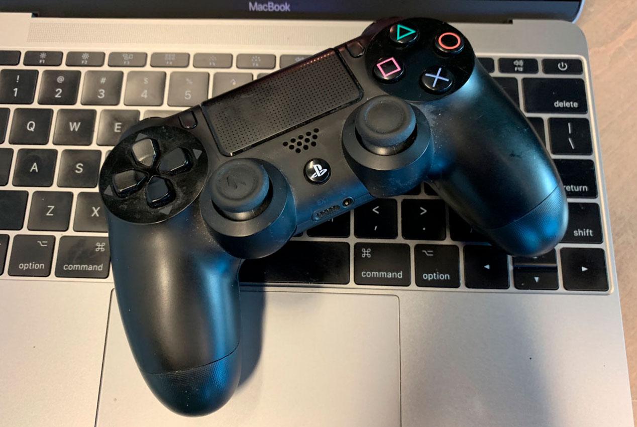 Conectar un mando de la PS3 a un Mac