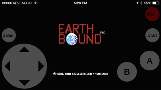 Emulador de Super Nintendo para iPad y iPhone