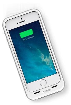 Funda batería Extra iPhone 5s