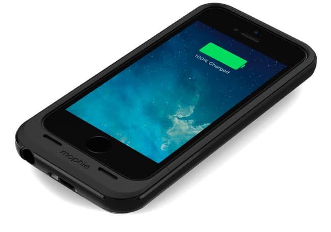 Mophie, carcasas con batería extra para iPhone 5s/5
