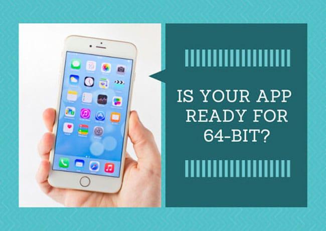 Apple quiere apps de 64 bits