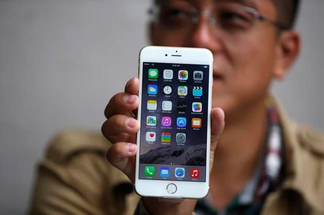 Apple crece en Asia gracias al iPhone 6