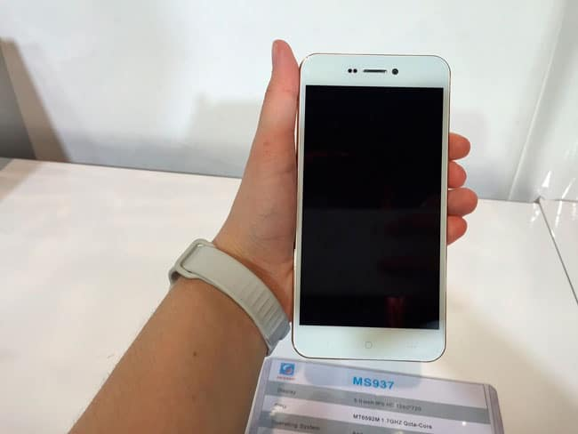 iphone 6 chino gold east ms937 un iphone 6 chino con android por 115 11307