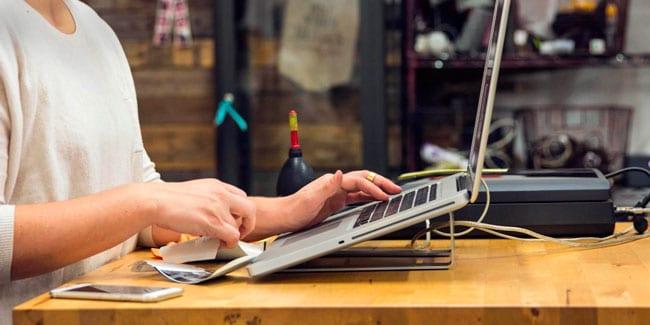 ParcSlope, soporte para MacBook