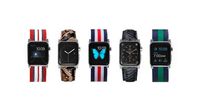 Correas para el Apple Watch