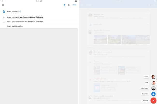 Google libera la app de Inbox para iPad