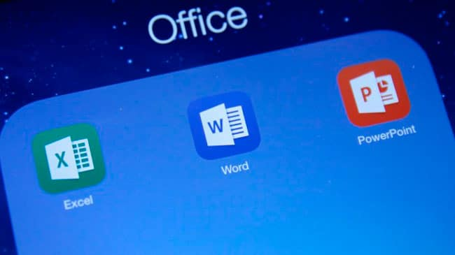 Office para iOS se actualiza con soporte para iCloud