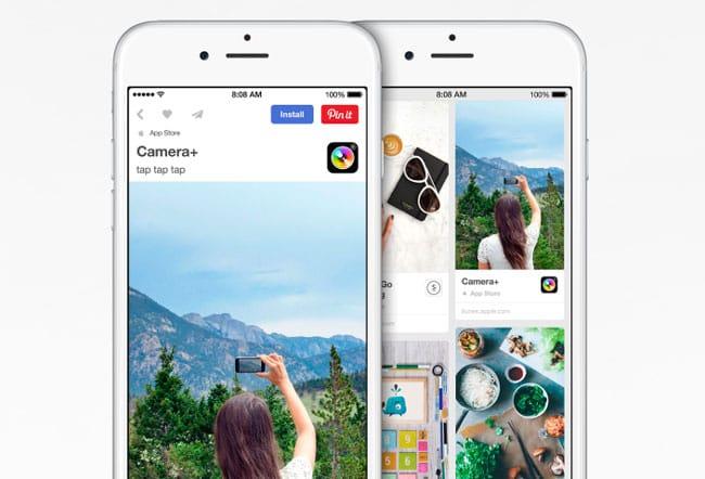 Pinterest se convierte en un app discovery