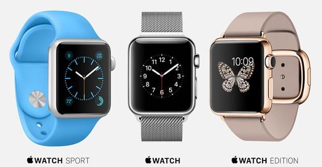 Fecha lanzamiento Apple Watch