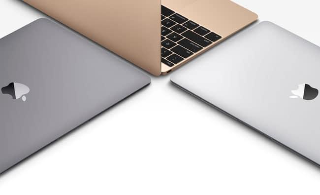 Colores MacBook