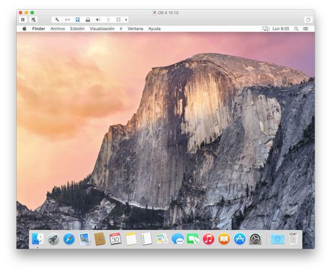 Cómo virtualizar OS X Yosemite con VMware Fusion 7