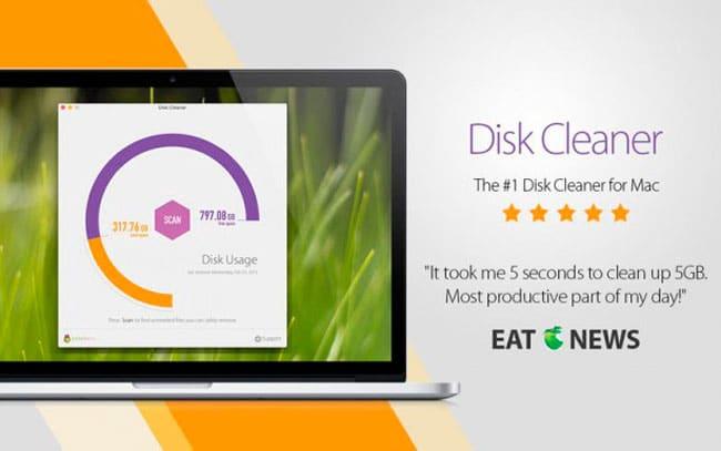 Disk Cleaner para Mac