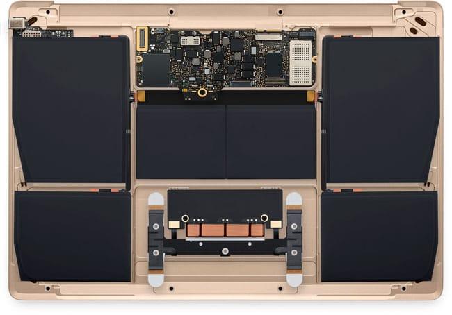 Interior MacBook
