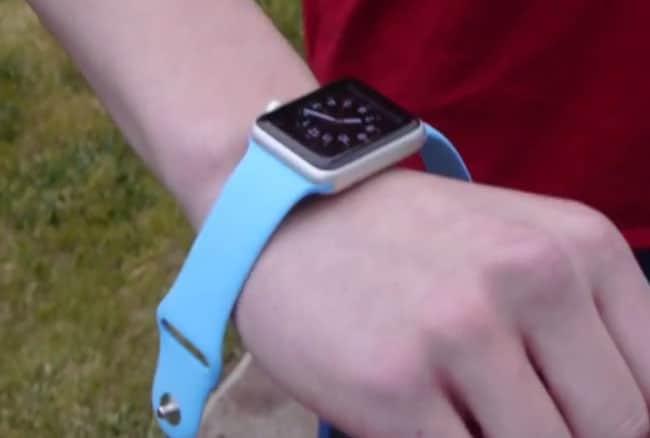 Apple Watch Resistencia