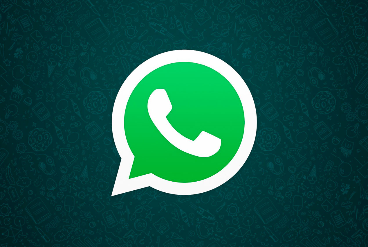 Función compartir de iOS en WhatsApp