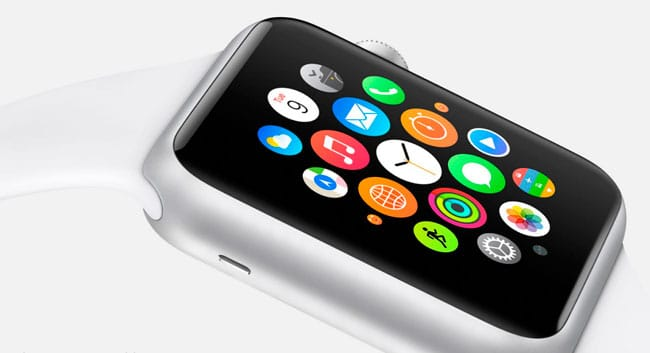 Primer anuncio Apple Watch