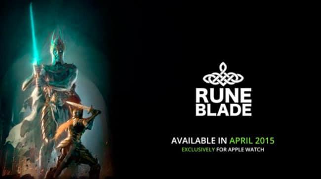 Runeblade, el primero juego para el Apple Watch