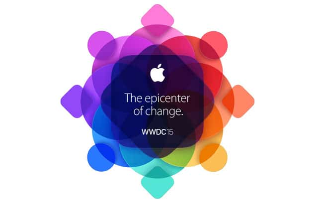 WWDC15, The Epicenter of Change