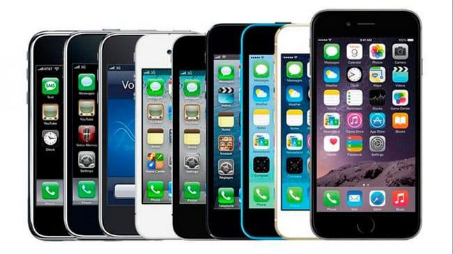 Trucos y consejos para saber que modelo de iPhone tenemos