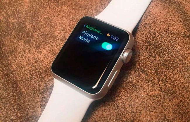 Apple Watch No Molestar