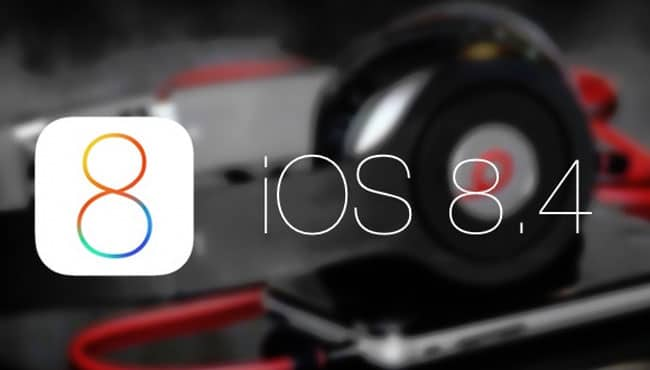 iOS 8.4 Disponible