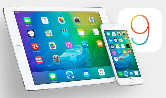 iOS 9 Beta 2 Disponible