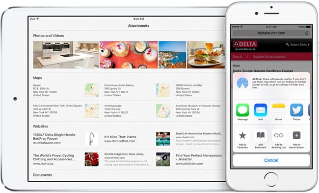 iOS 9 para iPhone y iPad