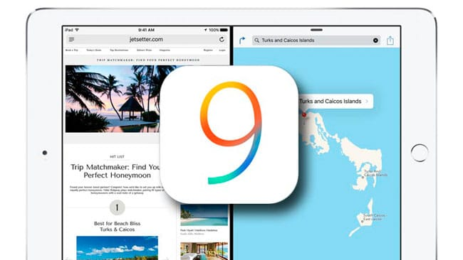 iOS 9 Beta 3 Disponible