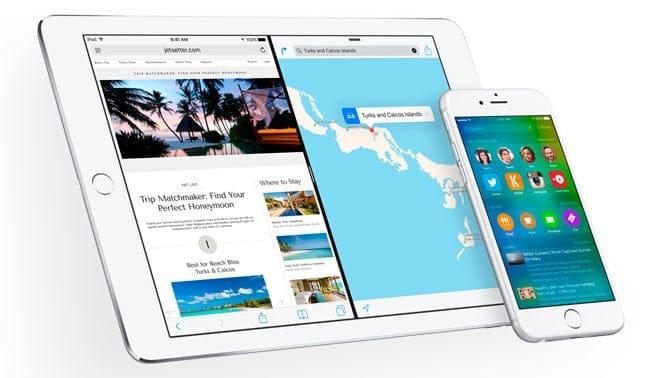 iOS 9, todas las novedades