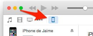 iTunes Ficha iPhone