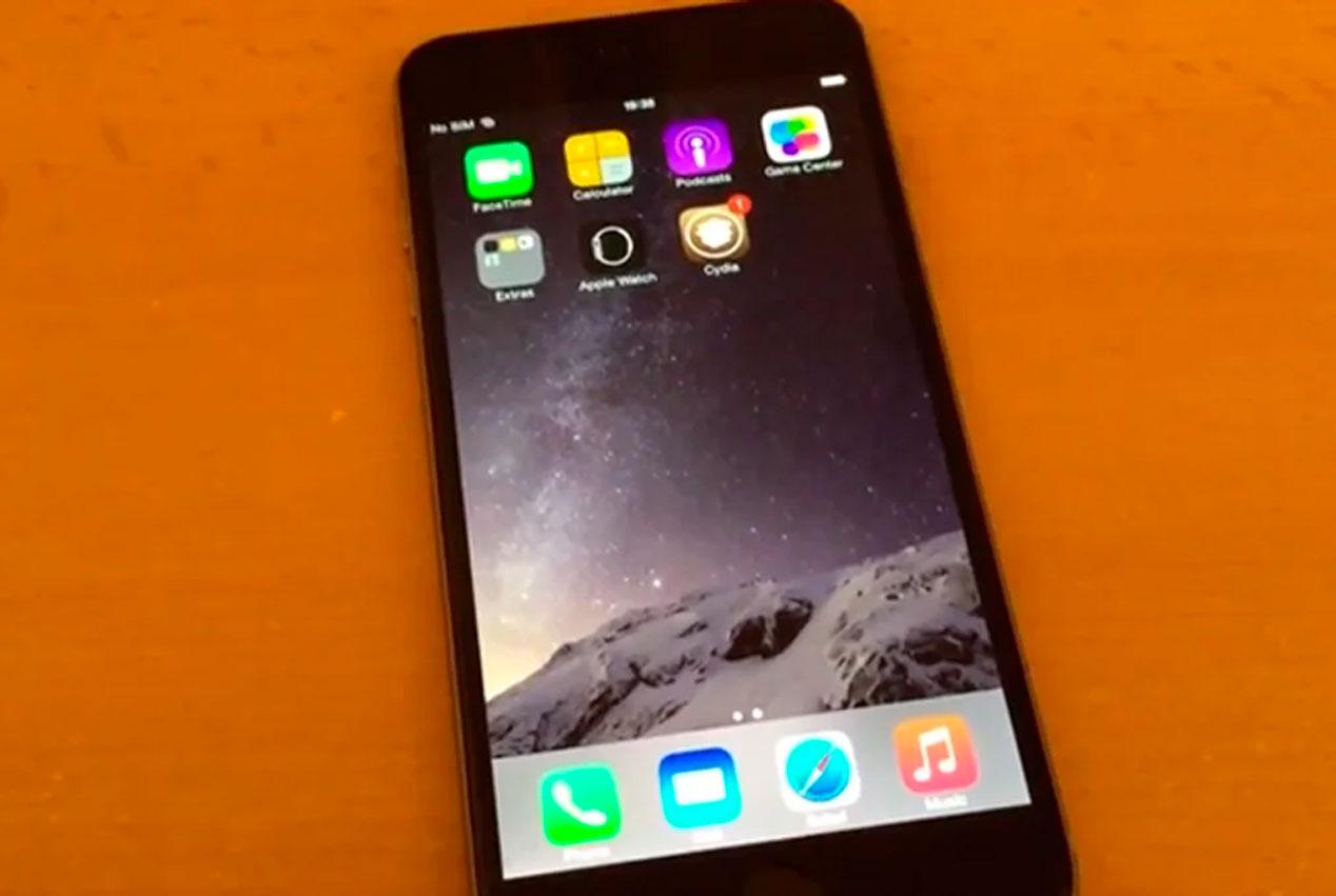 Jailbreak untethered iOS 8.4