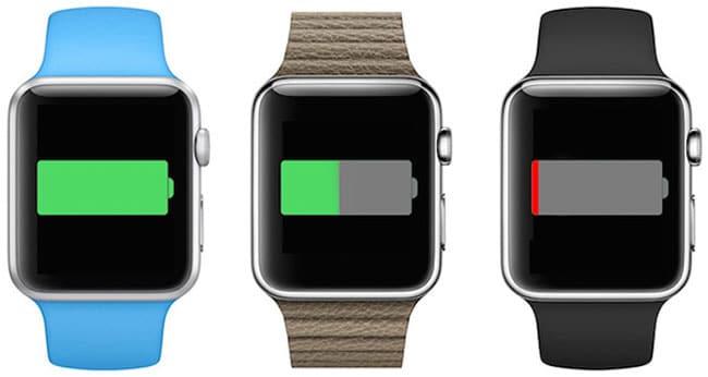 Mejorar Autonomía Apple Watch