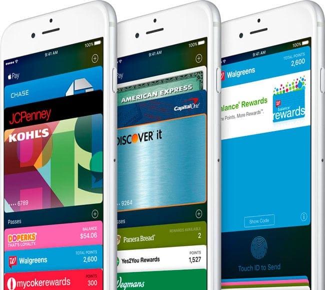 Wallet iOS 9