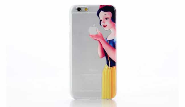 Funda Blancanieves para iPhone 6