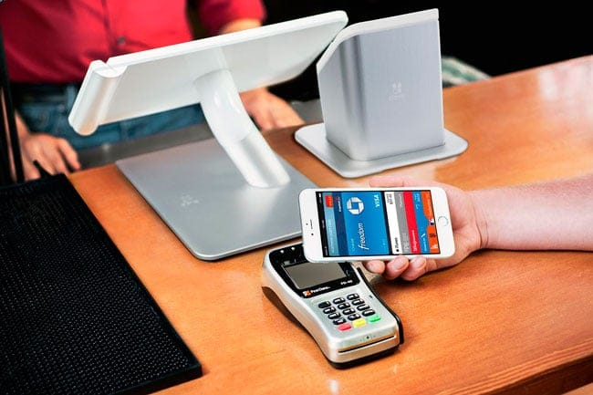 Apple Pay Reino Unido