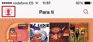 Cancelar suscripción Apple Music desde iPhone y iPad