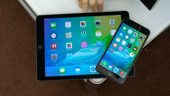 iOS 9 Beta 4