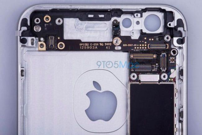 Nuevo chip Qualcomm en el iPhone 6s