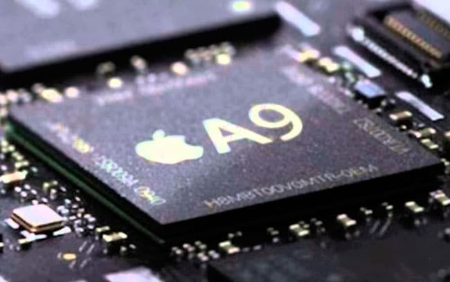 SoC A9 de Apple