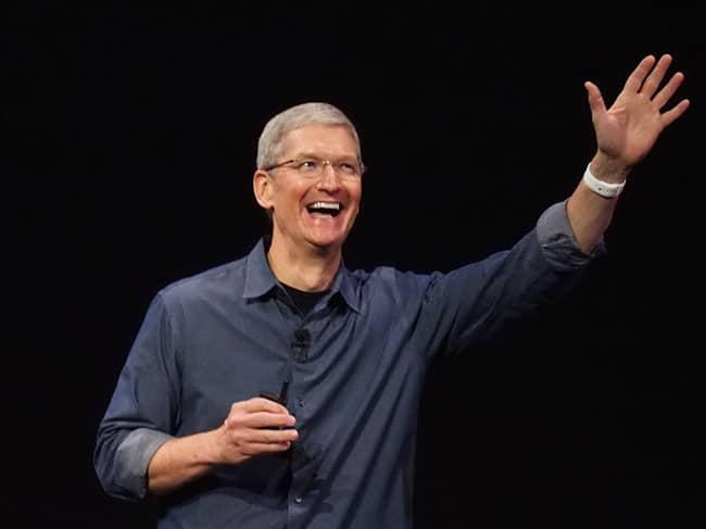Tim Cook cree que el Apple Watch será el regalo estrella de las navidades