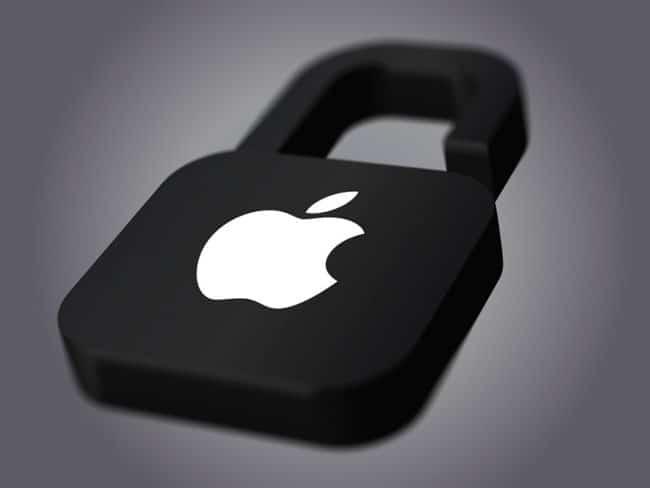 Verificación dos pasos Apple ID