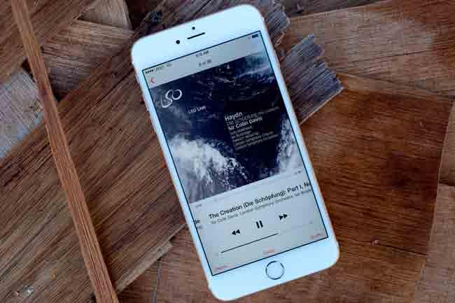 Altavoces inalámbricos para iPhone
