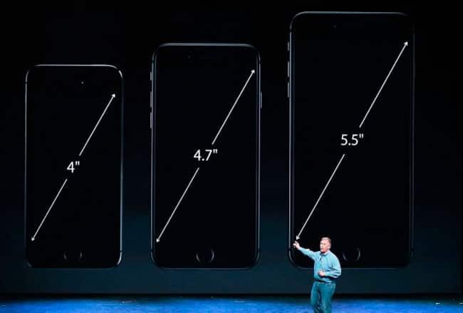 Fecha presentación iPhone 6s