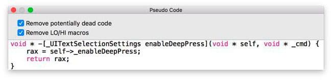 El código de iOS 9 Beta muestra evidencias del Force Touch