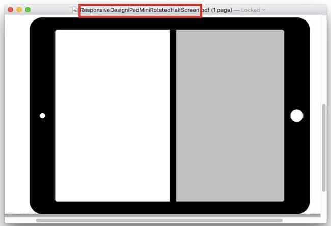 Multitarea a pantalla partida en el iPad Mini 4