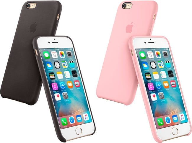 Los accesorios de iPhone 6 son compatibles con iPhone 6s