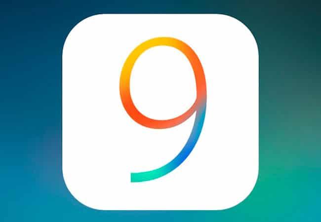 Algunas características de iOS 9 estarán limitadas a algunos países y dispositivos